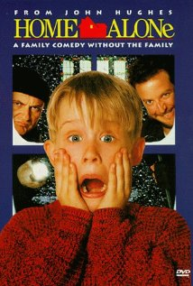 Home Alone (1990) cover