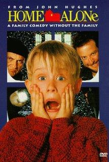 Home Alone (1990) cover