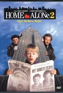 Home Alone 2: Lost in New York 1992 poster