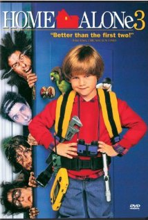 Home Alone 3 1997 poster