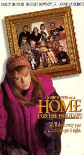 Home for the Holidays (1995) cover