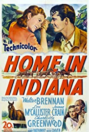 Home in Indiana (1944) cover