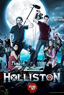 Holliston (2012) cover