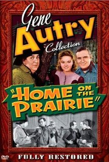 Home on the Prairie (1939) cover