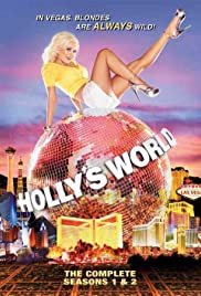 Holly's World (2009) cover