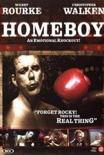 Homeboy (1988) cover