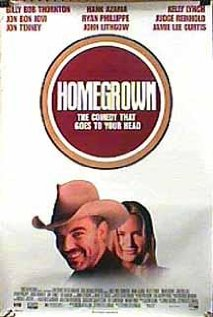 Homegrown (1998) cover