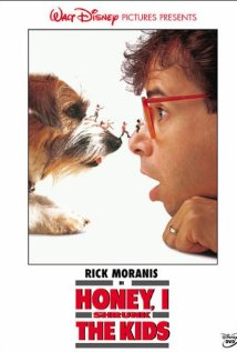 Honey, I Shrunk the Kids (1989) cover