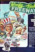 Honky Tonk Freeway (1981) cover