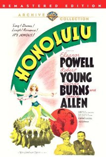 Honolulu (1939) cover