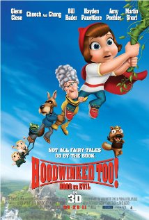 Hoodwinked Too! Hood vs. Evil 2011 poster
