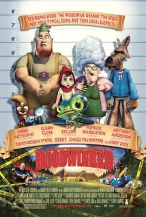 Hoodwinked! (2005) cover