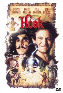 Hook (1991) cover