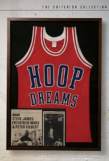 Hoop Dreams (1994) cover