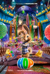 Hop (2011) cover