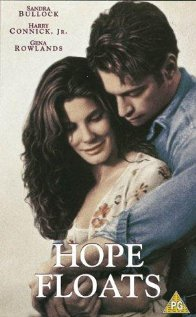 Hope Floats 1998 poster