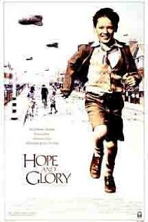 Hope and Glory (1987) cover