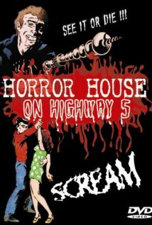 Horror House on Highway Five (1985) cover
