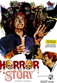 Horror Story (1972) cover