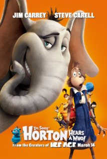 Horton Hears a Who! (2008) cover