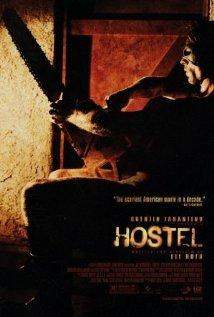 Hostel (2005) cover