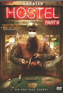 Hostel: Part III (2011) cover