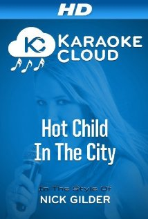 Hot Child in the City (1987) cover