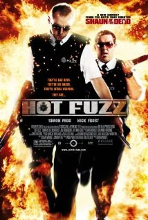 Hot Fuzz (2007) cover