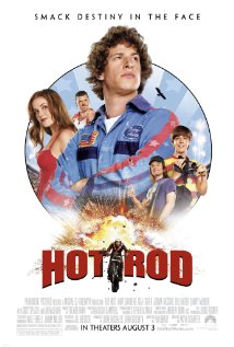 Hot Rod (2007) cover