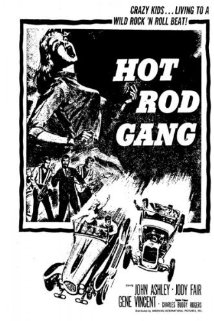 Hot Rod Gang (1958) cover