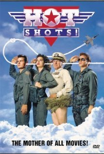 Hot Shots! (1991) cover