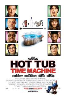 Hot Tub Time Machine (2010) cover