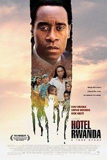 Hotel Rwanda (2004) cover