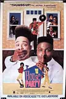 House Party 1990 poster