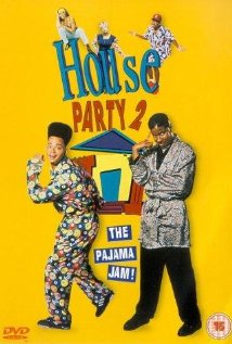 House Party 2 1991 poster