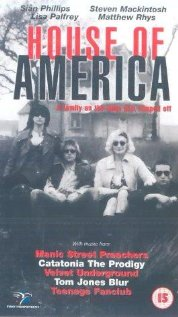 House of America (1997) cover
