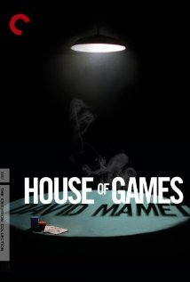 House of Games 1987 poster