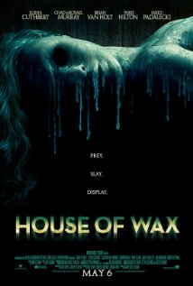 House of Wax 2005 poster