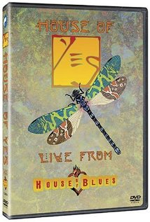 House of Yes: Live from House of Blues (2000) cover
