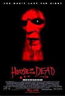 House of the Dead (2003) cover