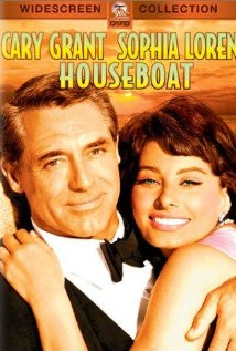Houseboat (1958) cover