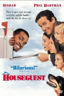Houseguest (1995) cover