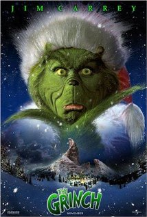 How the Grinch Stole Christmas 2000 poster