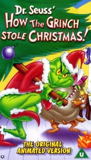 How the Grinch Stole Christmas! (1966) cover
