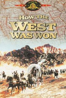 How the West Was Won (1962) cover