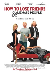 How to Lose Friends & Alienate People (2008) cover