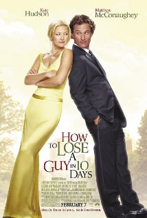How to Lose a Guy in 10 Days (2003) cover