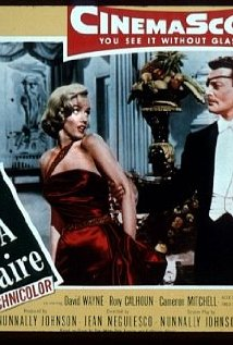 How to Marry a Millionaire (1953) cover