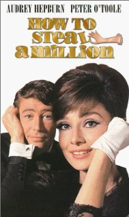 How to Steal a Million (1966) cover