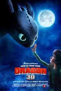 How to Train Your Dragon (2010) cover